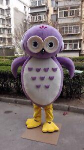 Halloween Owl Mascot Costume Custom Anime Cosplay Mascotte Theme Dress Carnival