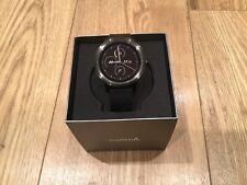 Garmin Vivoactive 3 HR Sports GPS Multisport Smart Watch- Black/Gunmetal