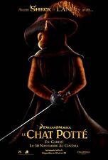 LE CHAT POTTE / PUSS IN BOOTS Pellicule Cinéma / Bande Annonce / Movie Trailer