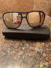 Vintage Vuarnet Purple Mirrored Nylon Sunglasses France Depose W/Case