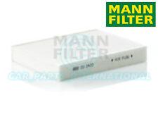 MANN HUMMEL Interni Cabina Aria Filtro Antipolline OE QUALITY SOSTITUZIONE CU 2433