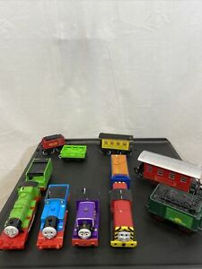 TOMY Toys, Mattel Thomas The Train Lot Action Figure Toys