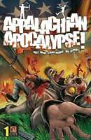 Appalachian Apocalypse #1 (Cave Pictures 2019) 2nd Printing Variant