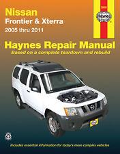 Repair Manual Haynes 72032 fits 05-14 Nissan Frontier
