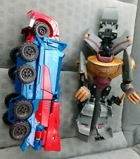 modern Transformers Optimus prime/Megatron Hasbro RARE figure lot