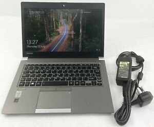 Toshiba Portege  Z30-A Core I5-4310U @ 2.00 GHz 4GB RAM 128GB SSD