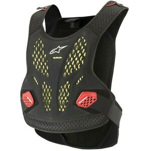 Alpinestars Sequence Motocross Race Offroad Body Armour Chest Protector Adults