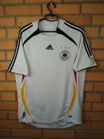 Germany Jersey 2005 2006 Home MEDIUM Shirt Football Adidas Trikot Maglia Soccer