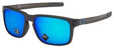Gafas de sol Oakley Holbrook mezcla de acero OO9384-1057 | Prizm Zafiro Lente Polarizada