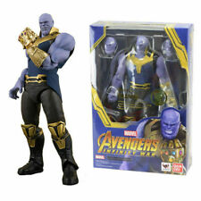 Marvel Avengers Infinity War S.H.Figuarts SHF Thanos Statue Action Figures Toy