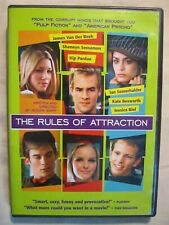The Rules of Attraction (DVD, 2003) Jessica Biel, Kate Bosworth