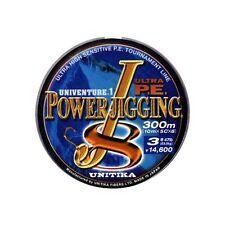 Unitika Univenture 1 PE8 Power Jigging 8 braided line 113lb 56.5kg 300m Fishing