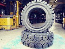Globestar Forklift Tire 140x55 9 Black Solid Pneumatic