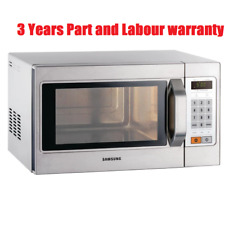 Samsung Commercial Restaurant 1100W Microwave Oven CM1089