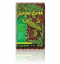 Exo Terra Substrat Naturel Jungle Earth 8.8 L - pour Terrarium
