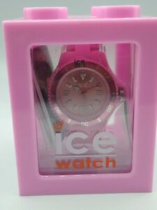 Ice watch Classic Solid Pink Watch New Factory Sealed