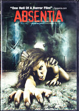 Absentia (DVD, Widescreen, 2011) Courtney Bell, Katie Parker Dave Levine New