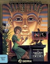 Laura Bow Dagger of Amon Ra +1Clk Windows 10 8 7 Vista XP Install
