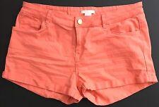 H&M Womens/Juniors Pink Shorts Size 12(UBJHMP)