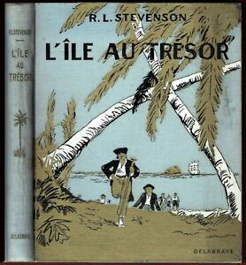 L'Ile au Trésor, photos Metro Goldwin Mayer Stevenson, Delagrave 1939 Cartonnage