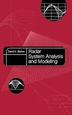 NEW Radar System Analysis and Modeling (Artech House Radar Library)