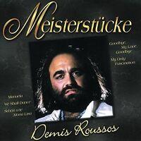 Demis Roussos Meisterstücke (compilation, 14 tracks, 1973-79) [CD]