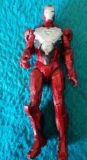 "2011 4"" Iron Man Marvel Action Figure toy"