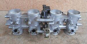 2002 Kawasaki ZR1000A Z1000 Carburettor Throttle Body Bodies 16163-0032