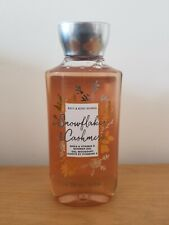 Bath And Body Works Snowflakes And Cashmere Shower Gel 10 Fl Oz