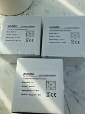 Touch Screen Heating Thermostat X 3