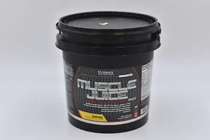 Ultimate Nutrition Platinum Series Muscle Juice, Banana, 11lb, EXP: 11/2021
