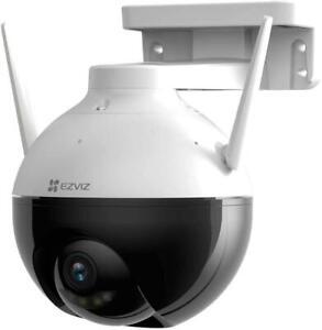 EZVIZ  C8C Outdoor Colour Night Vision Pan Tilt  PTZ ° with AI Human Detection