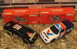 MARK MARTIN VALVOLINE/WINN DIXIE RACING CHAMPIONS DIECAST BANKS- 1/24  SCALE