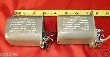 Mic Input TransformerTelectro  200 to 65K ohms Tube Mic Preamp  MC SUT