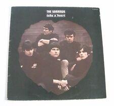 """The SORROWS """"Take a heart"""" (Vinyl 33t/LP) 1977"""