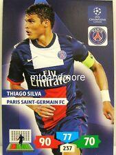 ADRENALYN XL CHAMPIONS LEAGUE 13/14 - Thiago Silva-Paris Saint-Germain FC
