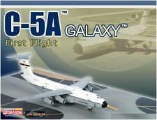 Defect DRAGON WINGS USAF FIRST C-5A GALAXY Test Flight 1:400 Diecast Plane Model