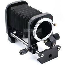 Macro Extension Bellows for Nikon D5000 D3000 D90 D700