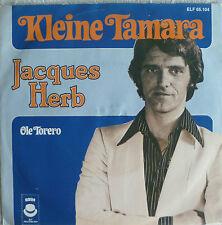"7"" 1977 RARE !! JACQUES HERB : Kleine Tamara /MINT-"