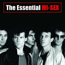 MI-SEX The Essential CD BRAND NEW Best Of Computer Games