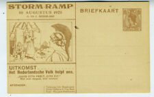 1925 Netherlands Advertising Postcard Storm Ramp