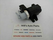 GENUINE NEW SSANGYONG ACTYON SPORTS VACCUM MODULATOR SUITS 2006 JYH