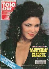 ▬►Télé Star 661 (1989) GINA GALLEGO SANTA BARBARA_MICHÈLE TORR_MELANIE GRIFFITH