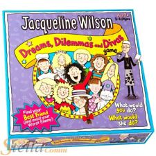Paul Lamond Jacqueline Wilson Dreams Dilemmas & Divas Board Game