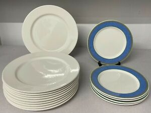 (BOT) Villeroy and Boch Dinner & Side Plates