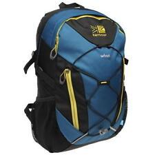 Zaini e borse da campeggio ed escursionismo blu Karrimor