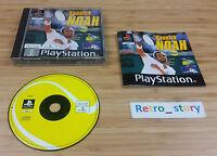 Sony Playstation PS1 Yannick Noah All Star Tennis 99 PAL