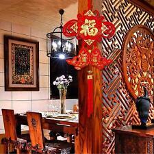 Chinese Knot HangTassel Double Fish Design Decorative Good Luck Home Decor 04 CN