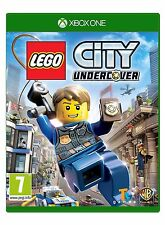 LEGO City Undercover Xbox One 7+ Kids Game UK New & Sealed Microsoft