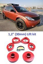 "Lift Kit for Nissan Murano Z50 1,2"" 30mm strut spacers"